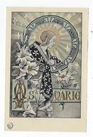 CPA - Prénom - Sainte Marie - Voornamen