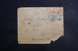 ALLEMAGNE - Enveloppe De Freiburg Pour La Suisse En 1917, Affranchissement Plaisant - L 39737 - Germany