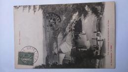 Carte Postale ( X9 ) Ancienne De Vittel , Vue D Ensemble Des Galerieset Du Parc - Vittel Contrexeville