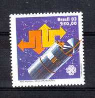 Brasile   -  1983. Anno Delle Telecomunicazioni. Year Of Telecommunications. MNH - Telecom