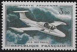 P.A. N°39 Neuf** France 1960-64 - Poste Aérienne