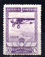 Sello Nº 451  España - 1889-1931 Reino: Alfonso XIII