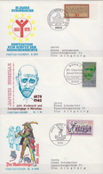 Germany 3 Used FDCs From 1978 - [7] Federal Republic