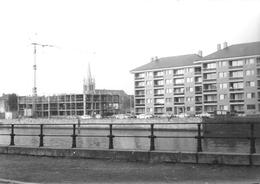 Photo Jules Messiaen - Tournai Construction Le Luchet D'Antoing - Tournai