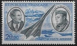 P.A. N°44 Neuf** France 1970 - Poste Aérienne
