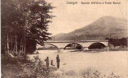 Torino - Cuorgnè - Sponde Dell'Orco E Ponte Nuovo - Fp Vg1915 - XR3 - Italia