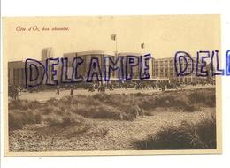 Knocke S/Mer. Knocke A/Zee. Albert Plage. Casino Et Digue. Publicité Côte D'Or, Bon Chocolat. NELS. Ern. Thill - Knokke