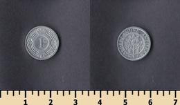 Netherland Antilles 1 Cent 2001 - Antillen (Niederländische)