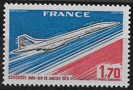 P.A. N°49 Neuf** France 1976 - Luftpost