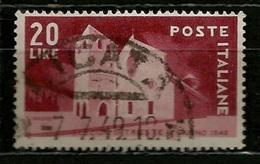 # 1949 Italia Repubblica: Elezioni Trieste, Usato - 6. 1946-.. Repubblica