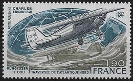 P.A. N°50 Neuf** France 1977 - Luftpost