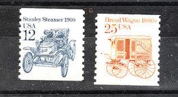 U.s.a.   1985-86. Auto Vintage.  Vintage Cars - Automobili