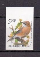2526 Vlaamse Gaai Buzin Vogel ONGETAND  POSTFRIS** 1993 - Belgique