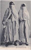 SCENES ET TYPES. Mauresques Voilées. 1096 - Scènes & Types