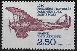 P.A. N°53 Neuf** France 1980 - Poste Aérienne