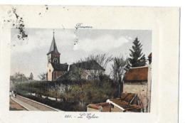 Bourron-Marlotte (Seine-et-Marne)   L'église - Autres Communes