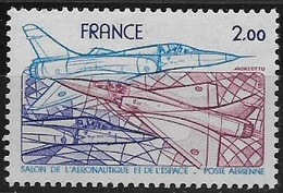 P.A. N°54 Neuf** France 1981 - Poste Aérienne