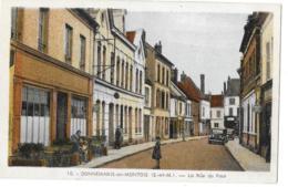 Donnemarie-Dontilly  (Seine-et-Marne)  Rue Du Four - Donnemarie Dontilly
