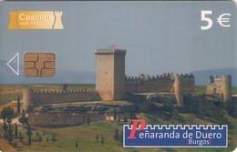 TARJETA TELEFONICA DE ESPAÑA USADA. (CASTILLOS) (122). - Spanje