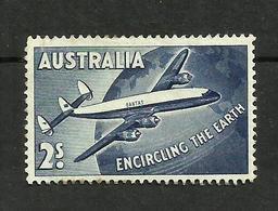 Australie Poste Aérienne N°10 Cote 4.50 Euros - Aéreo