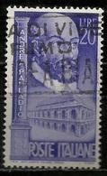 # 1949 Italia Repubblica: Andrea Palladio, Usato - 6. 1946-.. Repubblica
