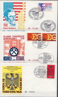 Germany 3 FDCs From 1976 - [7] Federal Republic