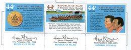 PALAU 1985 PRESIDENT YYVERT N°A14/16  NEUF MNH** - Palau