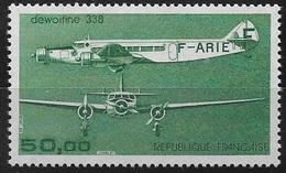 P.A. N°60 Neuf** France 1987 - Poste Aérienne
