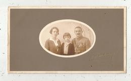 Photographie Arambourou ,  Chatellerault , Militaria , Militaire ,médailles,  205 X 115 Mm, Frais Fr 1.85 E - Guerre, Militaire