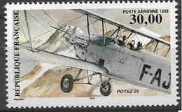 P.A. N°62 Neuf** France 1998 - Luftpost