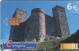 TARJETA TELEFONICA DE ESPAÑA USADA. (CASTILLOS) (123). - Spanje