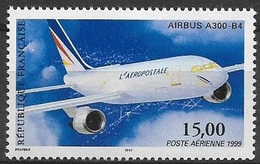 P.A. N°63 Neuf** France 1999 - Posta Aerea