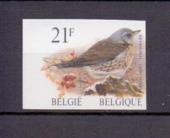 2792 KRAMSVOGEL  Buzin  Ongetand 1998 - Belgique