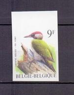 2778 Groene Specht Buzin  Ongetand 1998 - Belgique