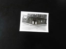 PHOTO D'UN COMMERCE  A ETRETAT EN 1930 - Métiers