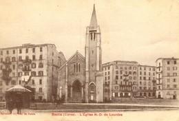 CORSE - CORSICA -  BASTIA - L'EGLISE NOTRE DAME DE LOURDES - Ed. Salvadori - Bastia
