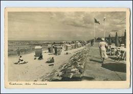 N9706/ Cuxhaven-Döse Promenade Foto AK 1943 - Deutschland