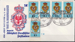 Germany FDC From 1975 - Post