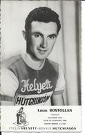 Louis Rostollan. - Radsport