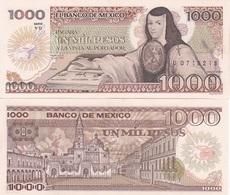 Mexico - 1000 Pesos 1985 Serie YD UNC / AUNC Lemberg-Zp - Mexico