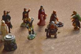 Lord Of The Rings - Le Seigneur Des Anneaux Full Set + 1 Bpz Benelux - Monoblocs
