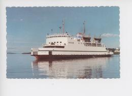 Le Trans-Saint-Laurent : Rivière Du Loup Et Saint Siméon - Traversier Clarke Transport Canada - Ferries