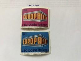 Italy Europa 1969   Mnh - 1946-60: Mint/hinged