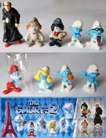 Les Schroumfs The Smurfs 2 + All Bpz Europe - Monoblocs