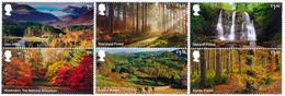 GREAT BRITAIN 2019 FORESTS Stamp Set ** - 1952-.... (Elizabeth II)