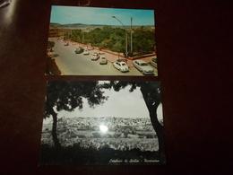 B733  4 Cartoline Sambuco Di Sicilia Non Viaggiata Pieghine Angoli - Italia
