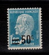 Pasteur YV 222 N* Cote 3 Euros - Nuevos