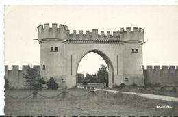 45 Augerville Entre Du Chateau Des Tourelles - France