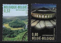 Luxemburg Gemeenschappelijk - Belgique