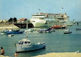 D 33 - La Pointe De Grave - Le Médocain - Bac Transporteur - PORT BLOC AU VERDON - Barche